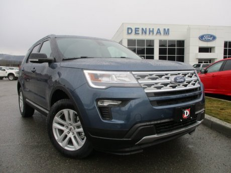 2019 Ford Explorer XLT 4WD w/ Safe and Smart Pkg