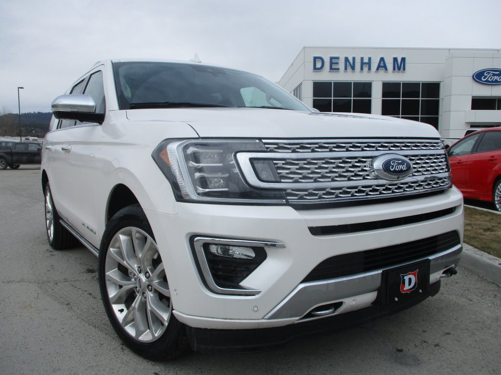 2019 Ford Expedition Platinum 4X4 (DT9241) Main Image