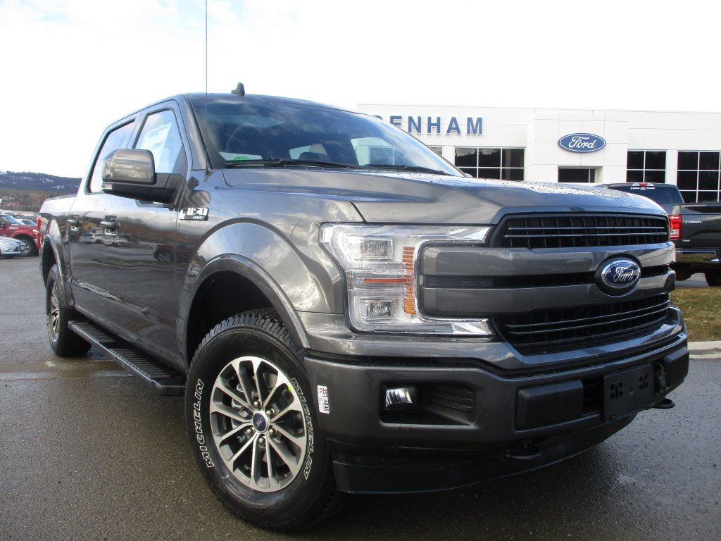2019 Ford F-150 Lariat (DT9250) Main Image