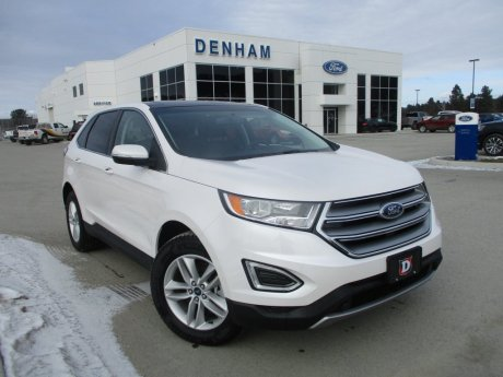 2018 Ford Edge SEL AWD w/ Canadian Touring Pkg
