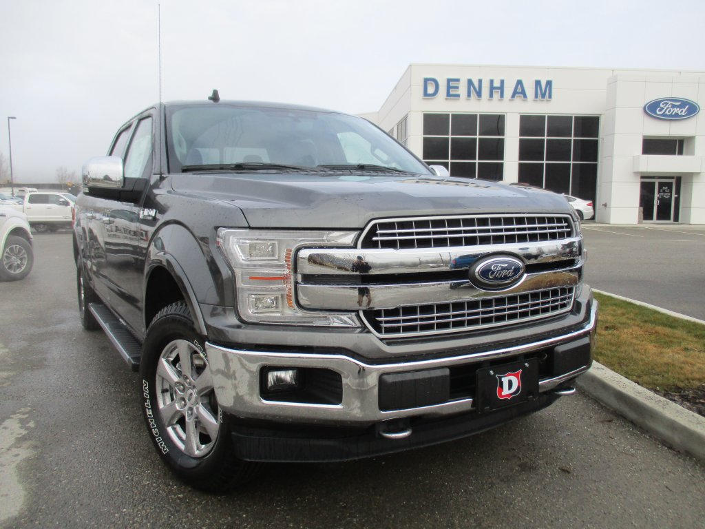 2019 Ford F-150 Lariat 4X4 (DT9273) Main Image