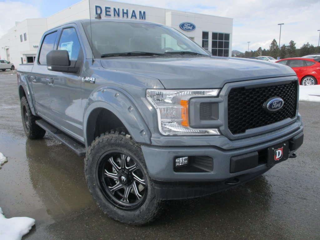 2019 Ford F-150 XLT w/ DFX Package (DT9278) Main Image