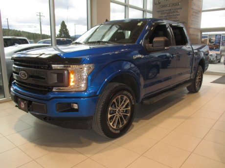2019 Ford F-150 XLT w/ Katzkin Leather