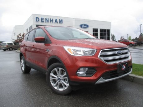2019 Ford Escape SE 4WD w/ Safe and Smart Package