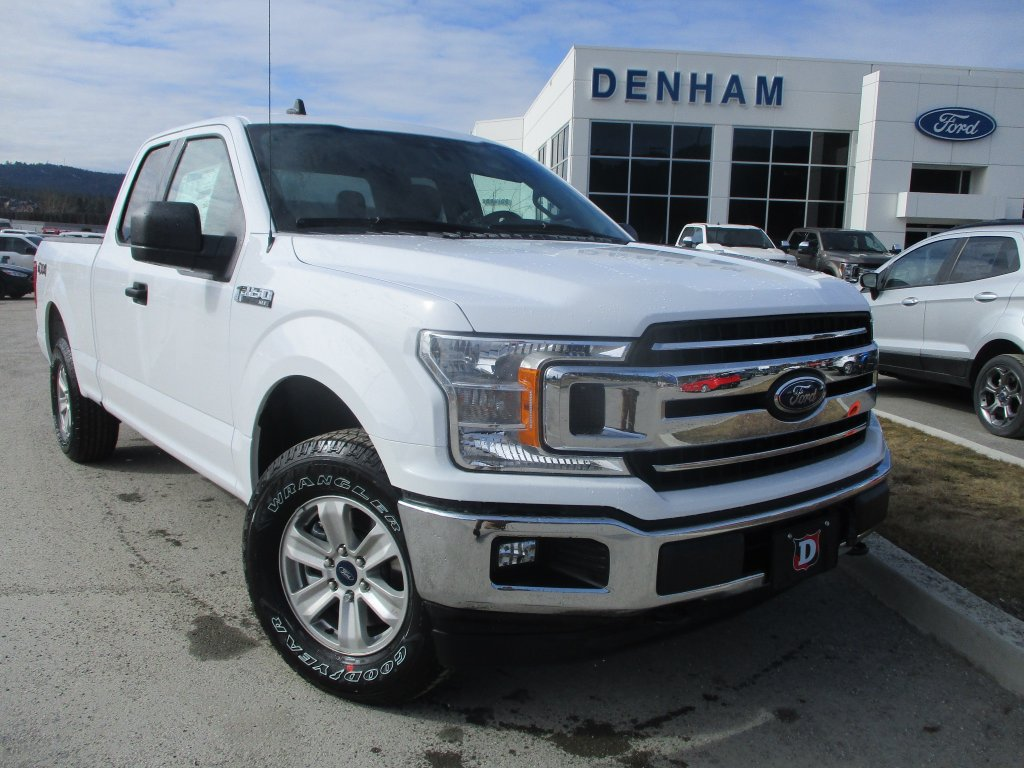 2019 Ford F-150 XLT (DT9348) Main Image