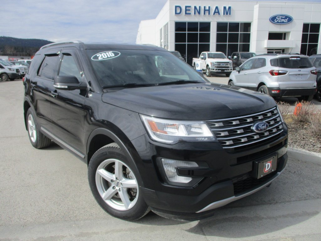 2016 Ford Explorer XLT (T8948A) Main Image
