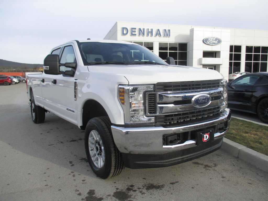 2019 Ford Super Duty F-350 SRW F350 Super Duty (DT9414) Main Image