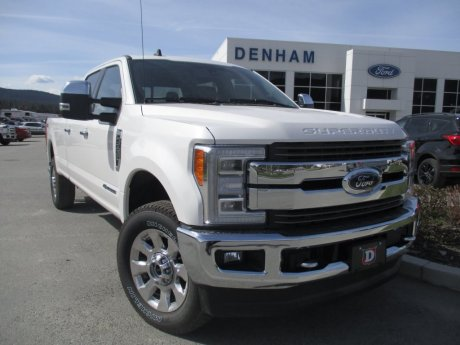 2019 Ford Super Duty F-350 SRW King Ranch 4X4