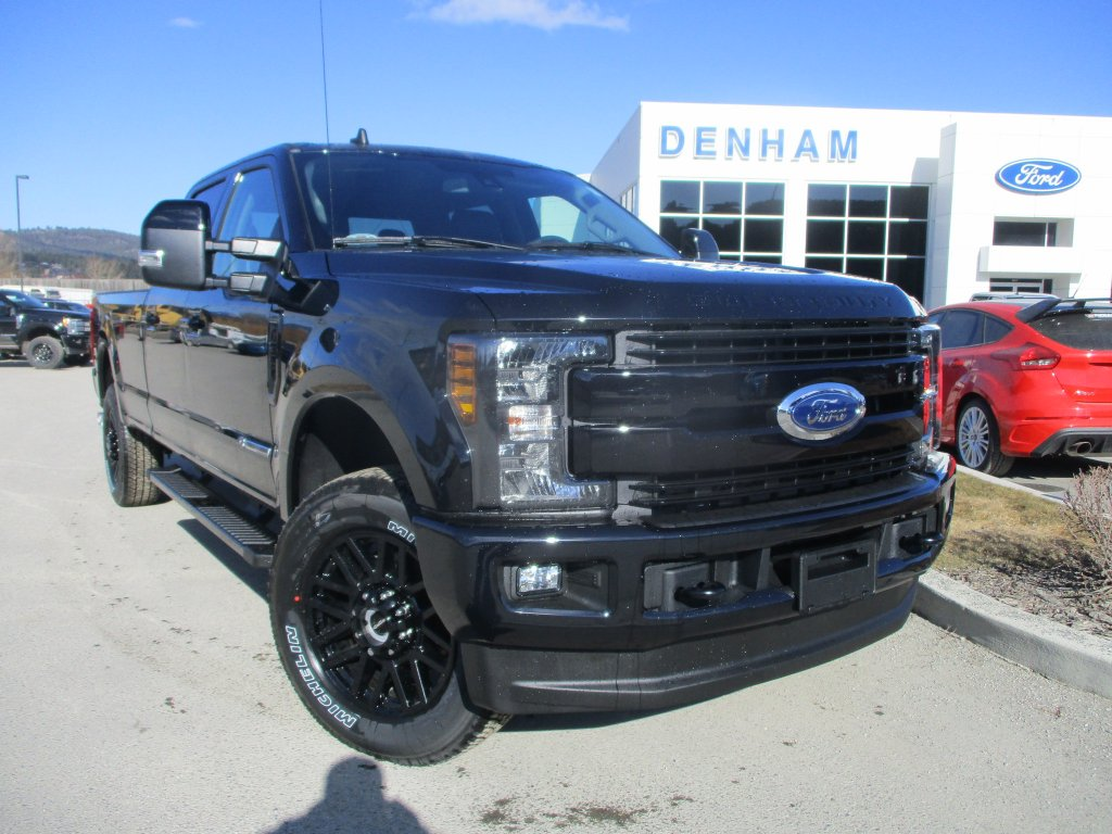 2019 Ford Super Duty F-350 SRW F350 Super Duty (DT9398) Main Image