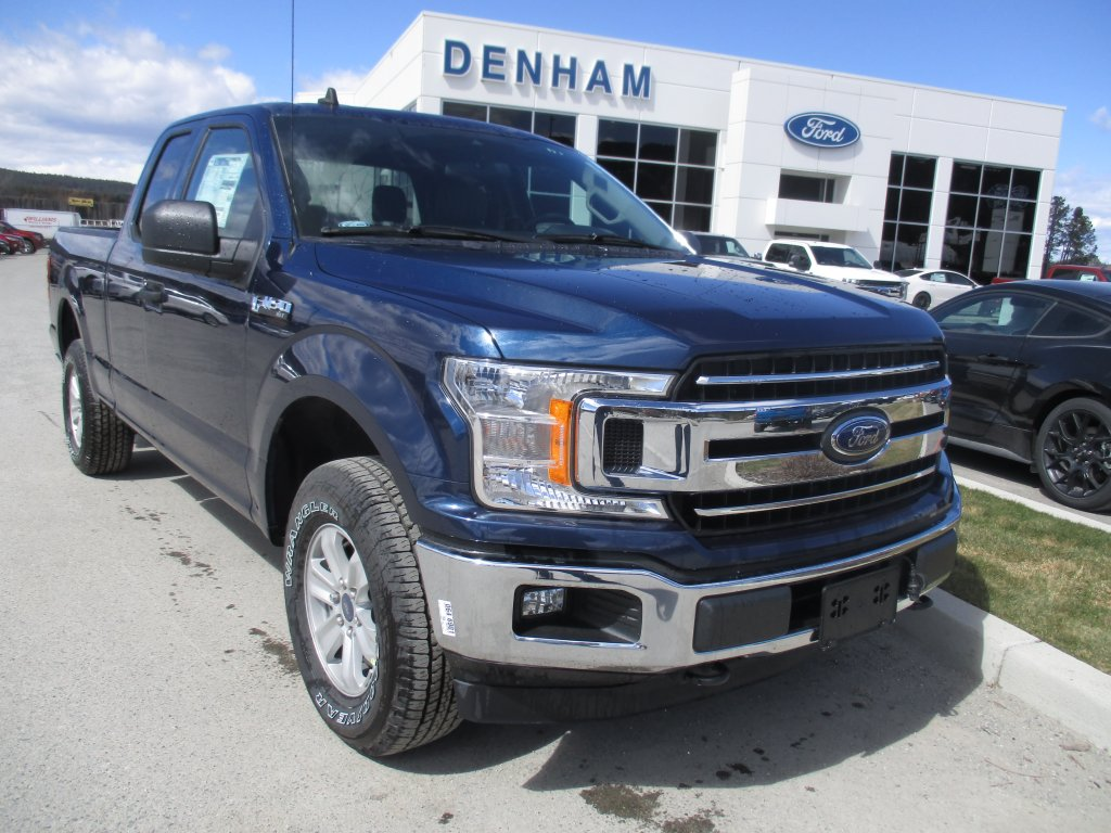 2019 Ford F-150 F150 Super Cab (DT9393) Main Image