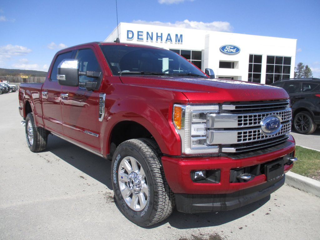 2019 Ford Super Duty F-350 SRW F350 Super Duty (DT9443) Main Image