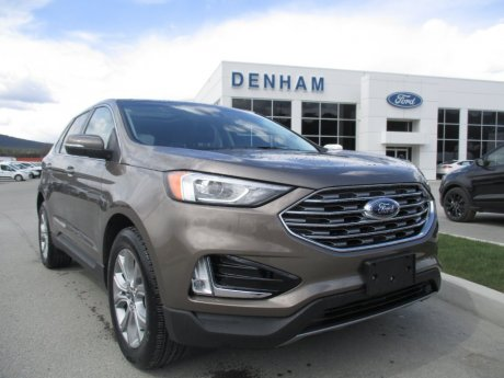 2019 Ford Edge Titanium AWD w/ Canadian Touring PKG