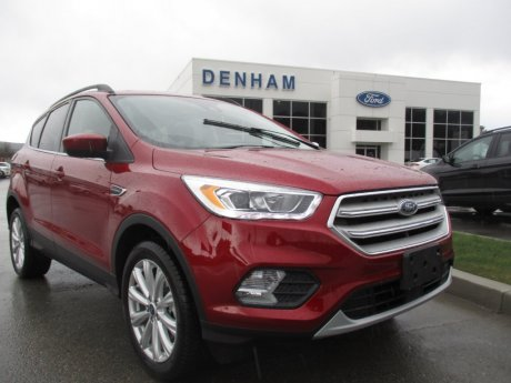 2019 Ford Escape SEL 4WD w/ Safe & Smart + Sun & Style Pk