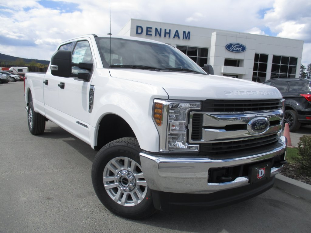 2019 Ford Super Duty F-350 SRW F350 Super Duty (DT9463) Main Image