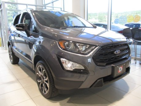 2019 Ford EcoSport 4wd SES