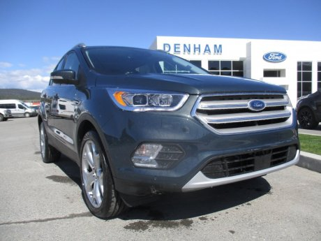 2019 Ford Escape Escape Titanium