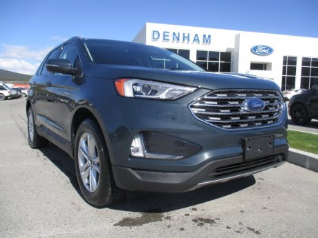 2019 Ford Edge Edge Sel Awd