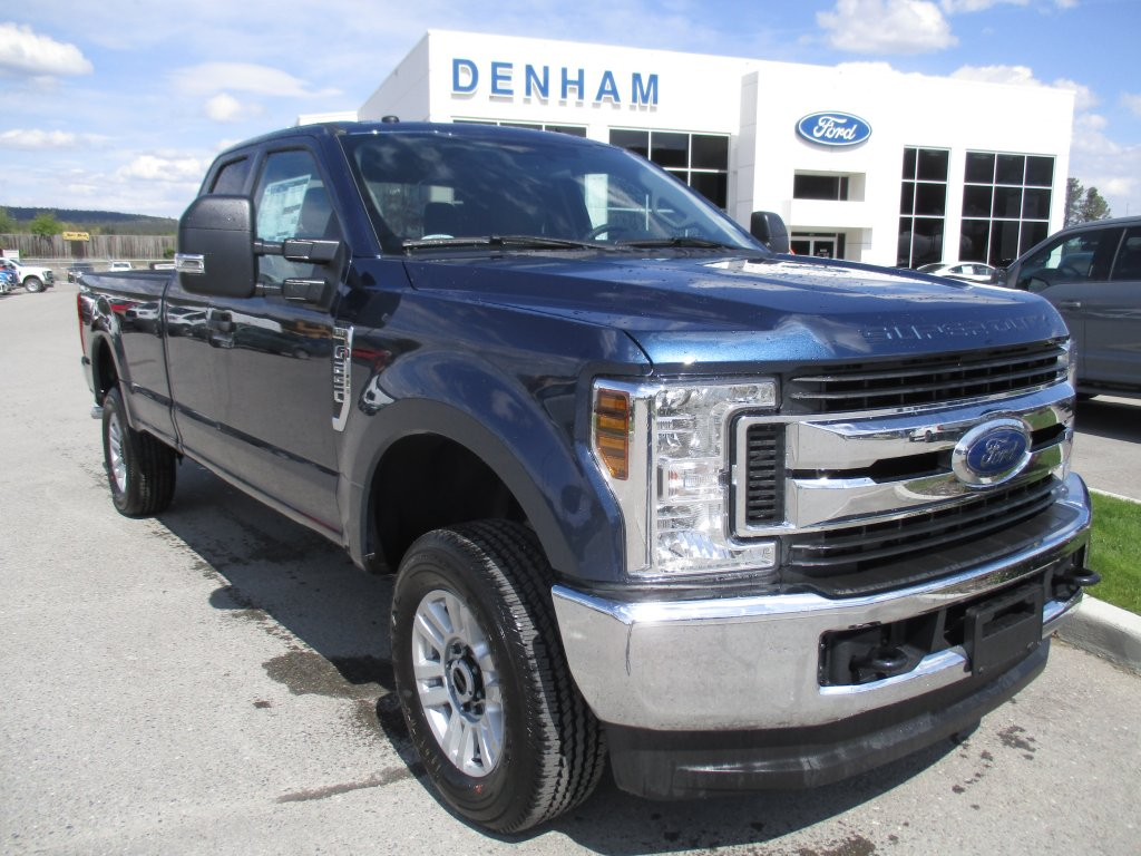 2019 Ford Super Duty F-250 SRW 4x4 XLT Supercab (DT9486) Main Image