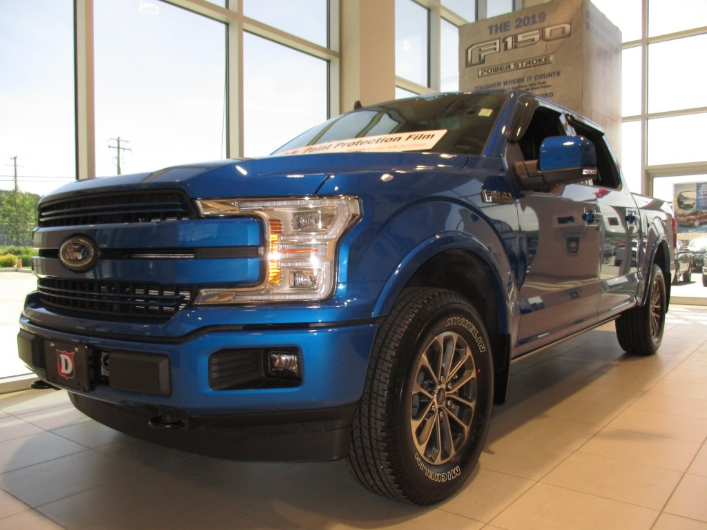 2019 Ford F-150 Lariat w/ Kootenay Accessories Package (DT9388) Main Image