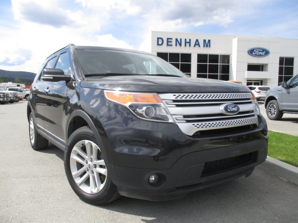 2015 Ford Explorer XLT 4WD w/ Leather (P2509) Main Image