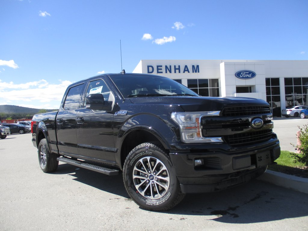 2019 Ford F-150 Lariat (DT9484) Main Image