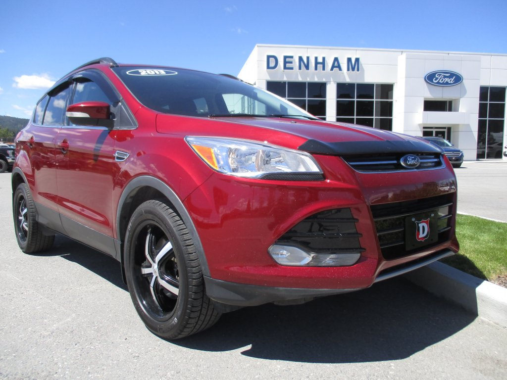 2013 Ford Escape SEL 4WD w/ Technology Pkg (T8776C) Main Image
