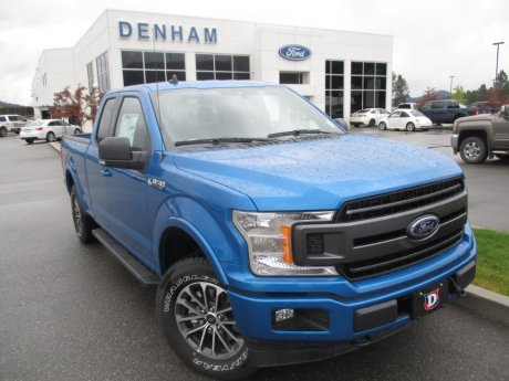 2019 Ford F-150 XLT 4X4 Super Cab