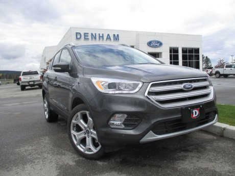 2019 Ford Escape Titanium 4WD w/ Safe & Smart Pkg