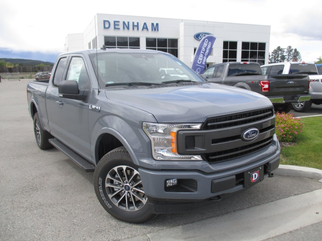 2019 Ford F-150 XLT 4X4 Super Cab (DT9506) Main Image