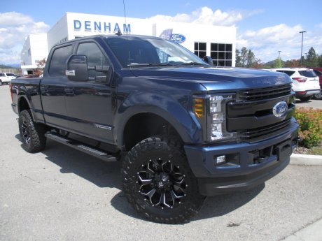 2019 Ford Super Duty F-350 SRW DFX Custom Lariat Sport