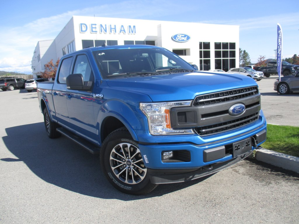 2019 Ford F-150 XLT (DT9537) Main Image