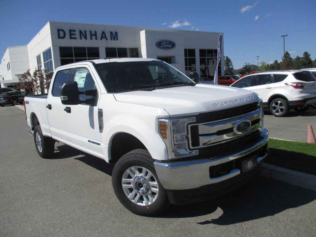 2019 Ford Super Duty F-350 SRW XLT 4X4 (DT9562) Main Image