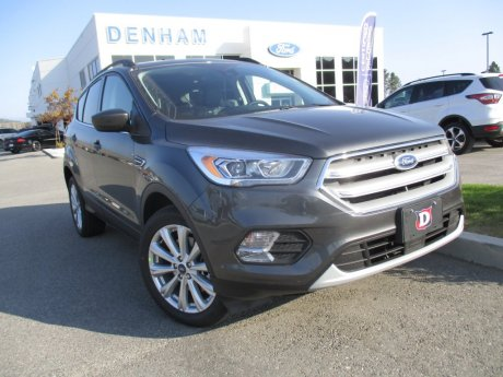 2019 Ford Escape SEL 4WD w/ Safe & Smart Pkg