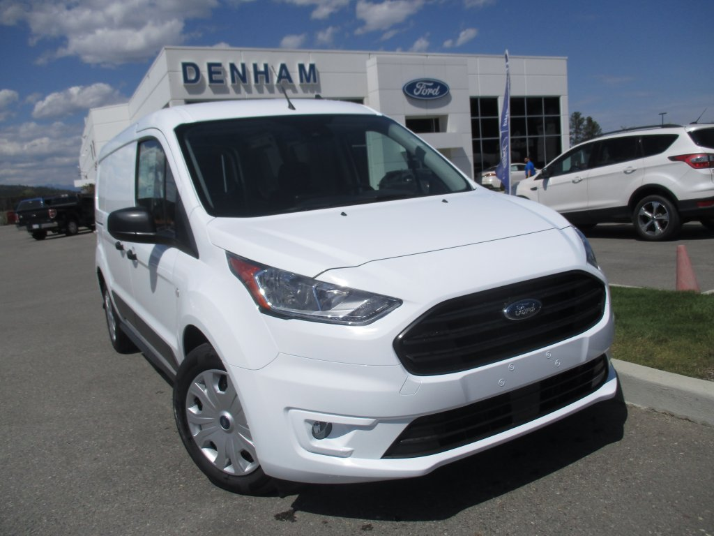 2020 Ford Transit Connect Van XLT (DT20000) Main Image