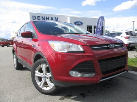 2013 Ford Escape SE 4WD w/ 2.0L Ecoboost and Class 2 Tow Package!