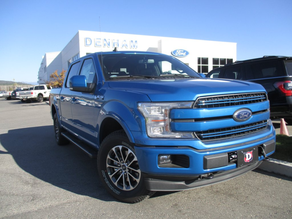2019 Ford F-150 Lariat (DT9619) Main Image