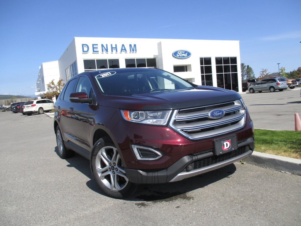 2017 Ford Edge Limited (T9577A) Main Image
