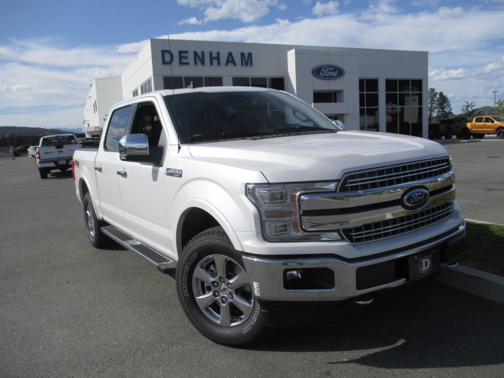 2019 Ford F-150 Lariat 4x4 (DT9611) Main Image