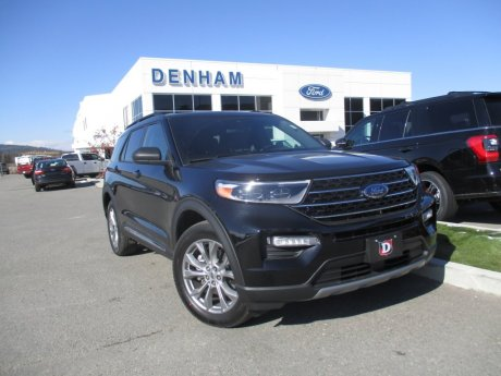 2020 Ford Explorer XLT 4x4 w/ Copilot 306 Assist+ Package!