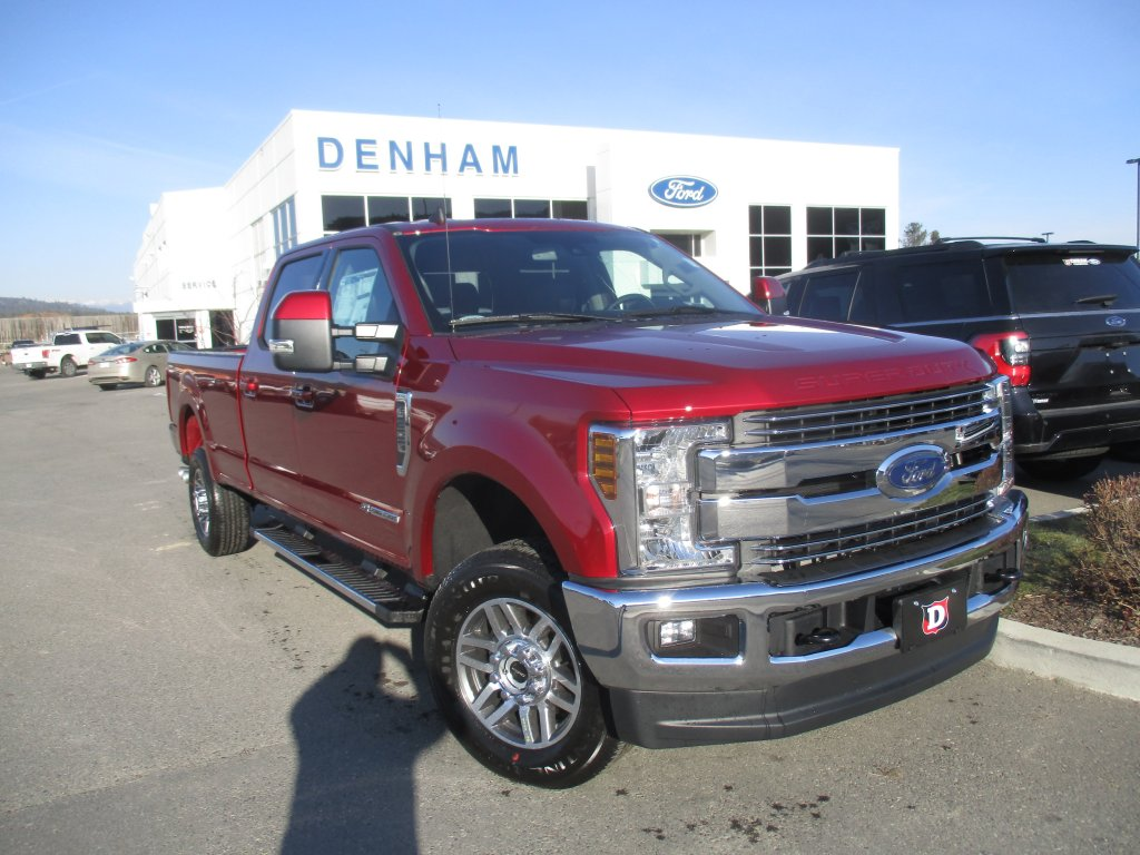 2019 Ford Super Duty F-350 SRW Lariat (DT9699) Main Image