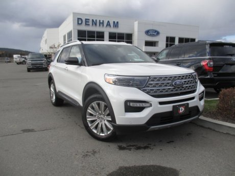 2020 Ford Explorer Limited 4x4 w/ Twin Panel Moonroof
