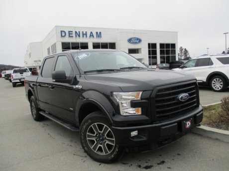 2016 Ford F-150 XLT Supercrew 4x4 w/ Sport Package! (302A)