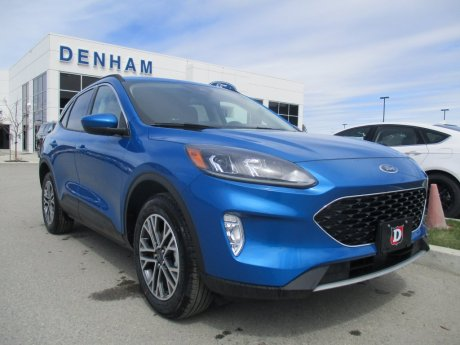 2020 Ford Escape SEL AWD w/ Co-Pilot360 Assist