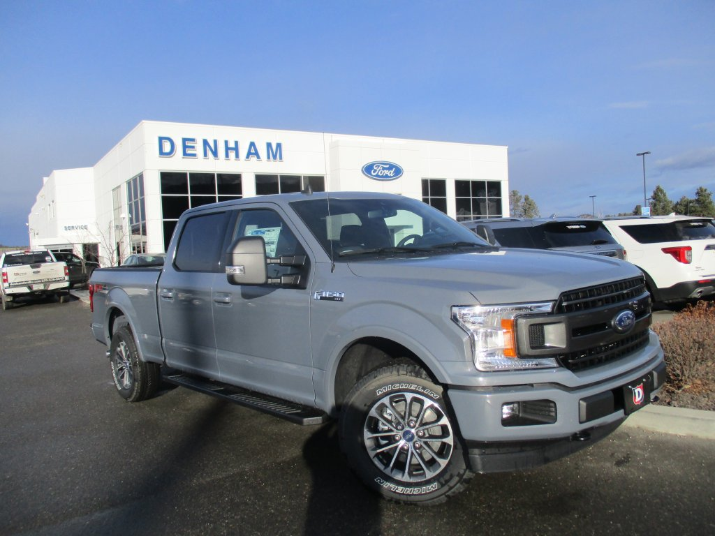 2020 Ford F-150 XLT (DT20026) Main Image