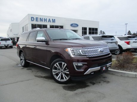 2020 Ford Expedition Platinum Max 4X4