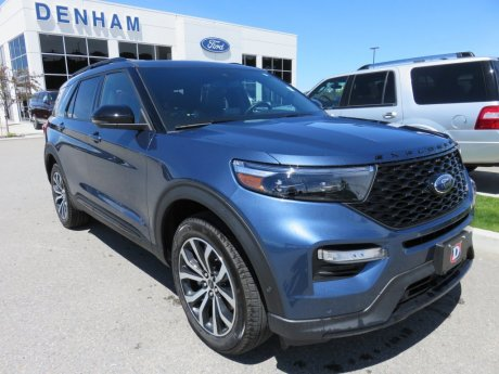 2020 Ford Explorer ST 4x4 w/ Premium Technology Package!