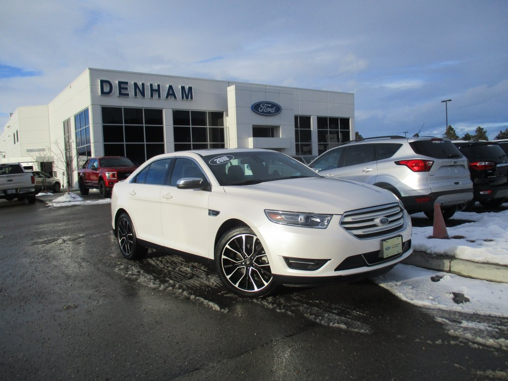 2018 Ford Taurus Limited AWD (P2570) Main Image