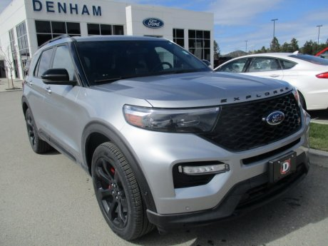 2020 Ford Explorer ST 4x4 w/ ST Street Pack & Technology Package!
