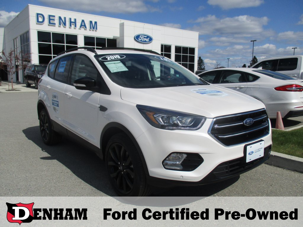 2019 Ford Escape Titanium AWD w/ Sport Appearance Package! (P2577) Main Image