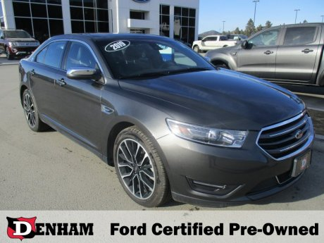 2019 Ford Taurus Limited AWD w/ Navigation!
